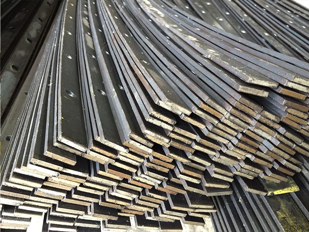 Planchuelas Perforadas
